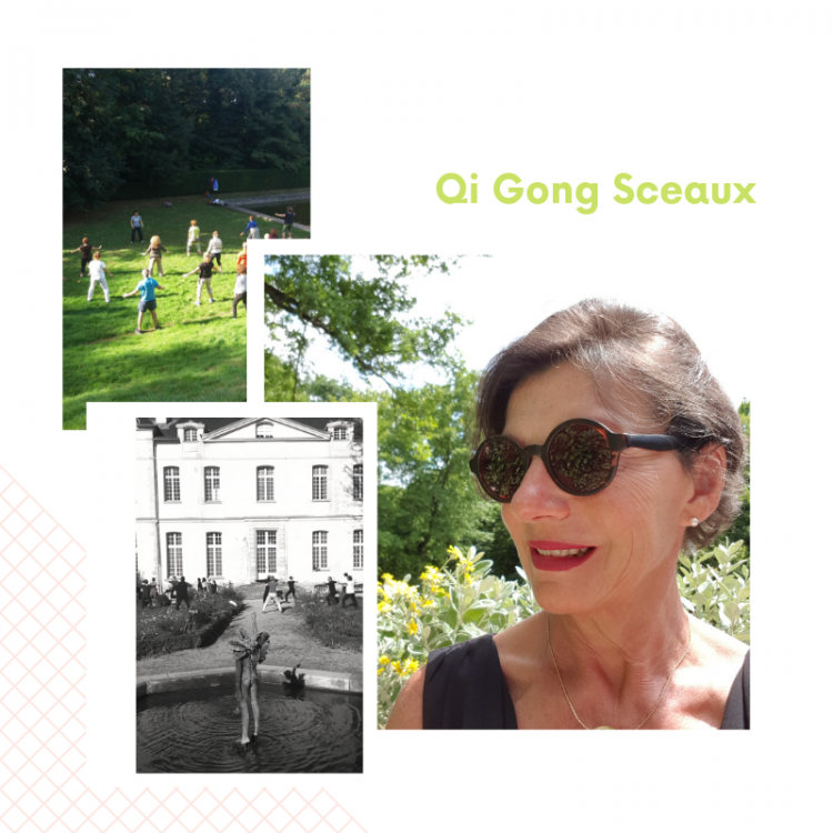 Marie cath - Qi Gong Sceaux